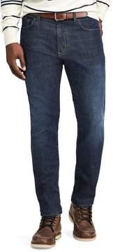 Chaps Men's Classic-Fit 5-Pocket Stretch Jeans