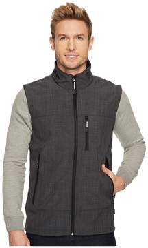 Roper 1319 Textured Print with Black Fleece Back Men's Clothing