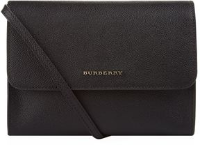 Burberry Small Loxley Cross Body Bag - BLACK - STYLE