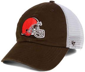 '47 Cleveland Browns Deep Ball Mesh Closer Cap