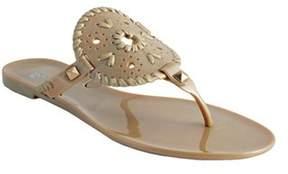NOMAD Women's Jujube Thong Sandal.