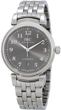 IWC Da Vinci Automatic Slate Dial Men's Watch