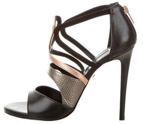 Ruthie Davis Kiernan Cutout Sandals w/ Tags