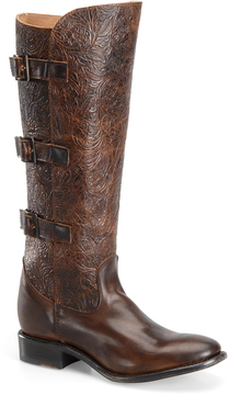 Sonora Brown Mandi Leather Boot