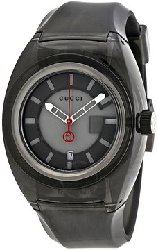 Gucci Sync XXL Grey Dial Men's Watch