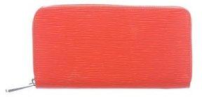 Louis Vuitton Epi Zippy Wallet - ORANGE - STYLE