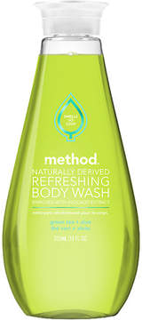 Method Products Refreshing Gel Body Wash Green Tea & Aloe
