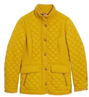 Joules Women's Warm Welcome Quilted Jacket