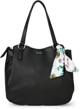 Nine West Black Adrienne Shoulder Bag