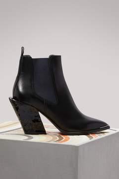 Acne Studios Jemina heel ankle boots