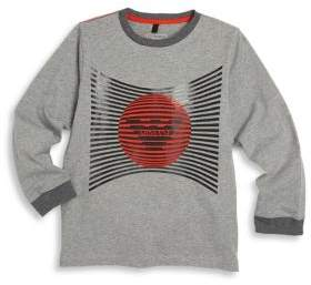 Armani Junior Little Boy's & Boy's Cotton Logo T-Shirt