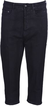 Drkshdw Rick Owens Cropped Trousers