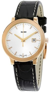 Rado Centrix Silver Dial Quartz Ladies Watch