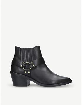 Carvela Sheriff leather boots