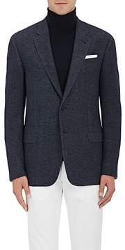 Giorgio Armani Men's Soft Wool-Cotton Two-Button Sportcoat