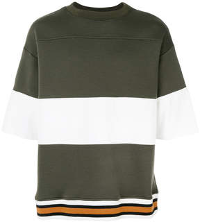 Marni striped sweatshirt