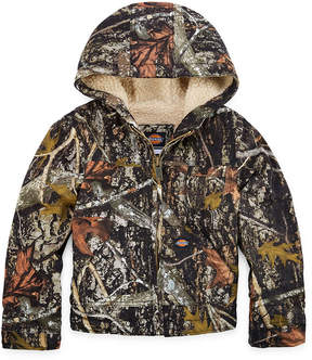 Dickies Sherpa-Lined Hooded Jacket - Preschool Boys 4-7