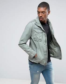 Tom Tailor Cotton Biker Jacket