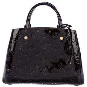 Louis Vuitton Vernis Montaigne BB
