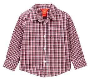 Joe Fresh Poplin Shirt (Toddler & Little Boys)
