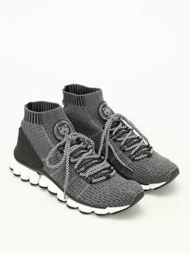 Philipp Plein Apocalypse Pull-on Sneakers