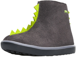 Camper Pursuit FW Suede & Leather Boot