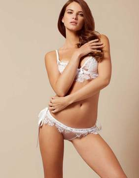 Agent Provocateur Seraphina Tie Side White