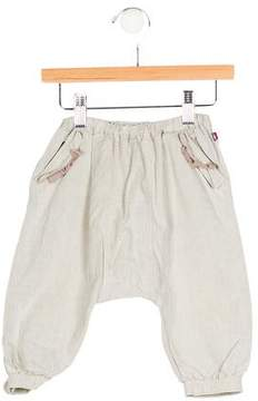Petit Bateau Boys' Canvas Harem Pants