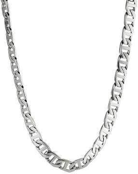 JCPenney FINE JEWELRY Mens Stainless Steel 22 10mm Marine Link Chain