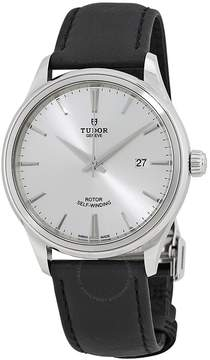 Tudor Style Automatic Silver Dial Men's Watch