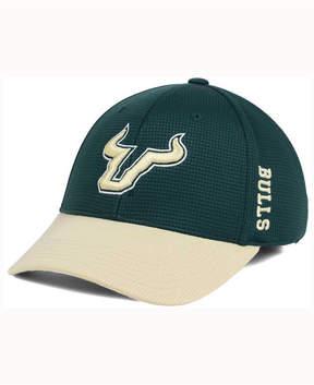 Top of the World South Florida Bulls Booster 2Tone Flex Cap