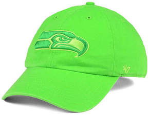 '47 Seattle Seahawks Triple Rush Clean Up Cap