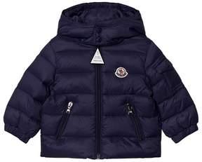 Moncler Girls Jacket Jules Light Royal Blue