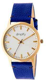 Simplify The 2800 White Watch.