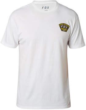 Fox Men's Seek and Construct Logo-Print T-Shirt