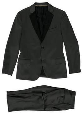 Fendi Wool Tuxedo Suit
