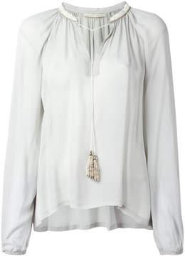 Amen flared blouse