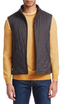 Loro Piana Soft Cloudy Quilted Vest