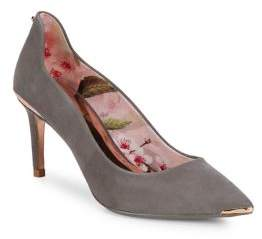 Ted Baker Vyixy Suede Pumps