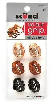 Scunci No-Slip Grip Hair Clips