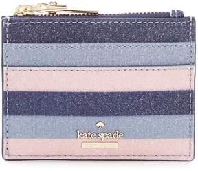 Kate Spade Owen Lane Lalena Glitter Card Case