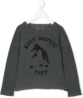Bobo Choses Keep Waters Tidy T-shirt