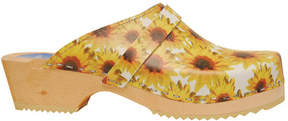 Cape Clogs Women's Sunflower