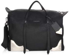 Calvin Klein Pebbled Leather Tote