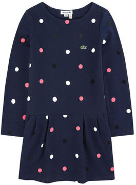 Lacoste Spotted dress