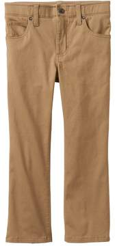 Lee Boys 4-7x Sport Extreme Comfort Stretch Slim Straight-Leg Twill Pants