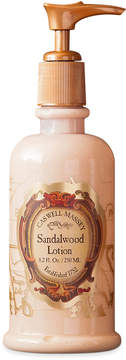 Sandalwood Lotion by Caswell-Massey (8.2oz Lotion)