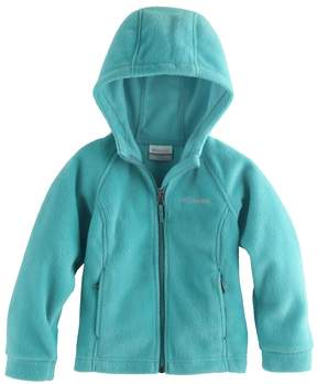 Columbia Toddler Girl Three Lakes Fleece Hoodie Jacket