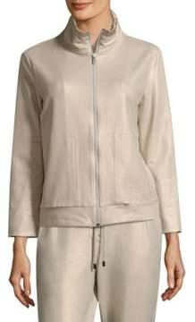 Peserico Front Zip Jacket