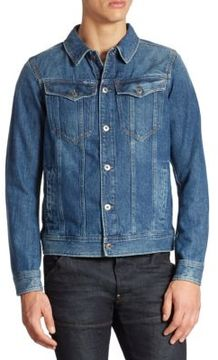 G Star Slim-Fit Denim Jacket